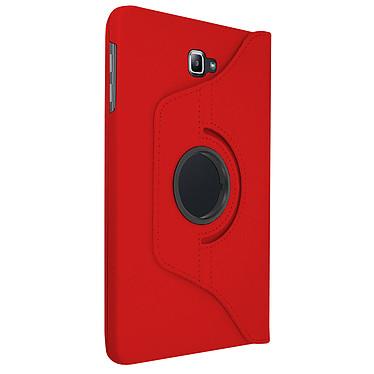 """Avis Akashi Etui Folio Galaxy Tab A 10.5"""" Rouge"""