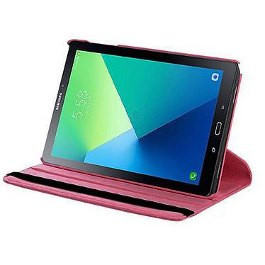 """Acheter Akashi Etui Folio Galaxy Tab A 10.5"""" Rose"""