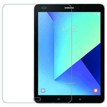 Akashi Verre Trempé Premium Galaxy Tab S3 Film de protection en verre trempé pour Samsung Galaxy Tab S3