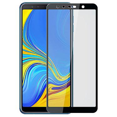 Akashi Film Verre Trempé Galaxy A7 2018 Film de protection intégral en verre trempé pour Samsung Galaxy A7 2018