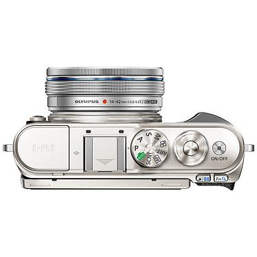 Acheter Olympus E-PL9 Noir + 14-42mm EZ Pancake