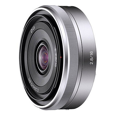 Sony SEL16F28 Objectif grand-angle 16 mm f/2.8 monture E