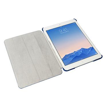 "Acheter Akashi Etui Folio iPad 2018 9.7"" Bleu"