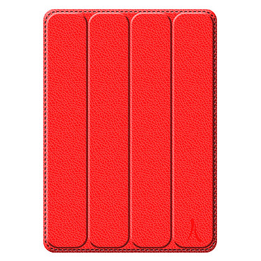 "Akashi Etui Folio iPad 2018 9.7"" Rouge Étui / support pour Apple iPad 2018 9.7"""