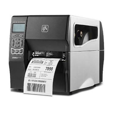 Zebra Imprimante thermique ZT230 - 203 dpi Imprimante à transfert thermique direct 203 dpi (USB 2.0/série RS-232)