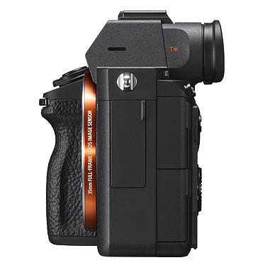 Avis Sony Alpha 7 III + ZEISS Loxia 50mm f/2