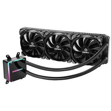 Enermax LIQTECH TR4 II 360 RGB Kit de Watercooling tout-en-un pour processeur AMD sTR4