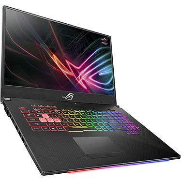 "ASUS ROG Strix Scar II GL704GM-EV027T Intel Core i7-8750H 16 Go SSD 256 Go + SSHD 1 To 17.3"" LED Full HD 144 Hz NVIDIA GeForce GTX 1060 6 Go Wi-Fi AC/Bluetooth Webcam Windows 10 Famille 64 bits (garantie constructeur 2 ans)"