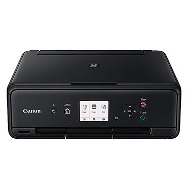 Canon PIXMA TS5055 Imprimante Multifonction jet d'encre couleur 3-en-1 (USB / Cloud / Wi-Fi / Lecteur carte)