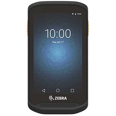 Zebra TC20 (TC200J-10A111A6) Terminal Portable - Scanner 1D/2D - RAM 2 Go - 16 Go - Wi-Fi/Bluetooth - Android Nougat 7.0