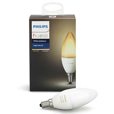 Acheter Philips Hue White Ambiance Flamme E14
