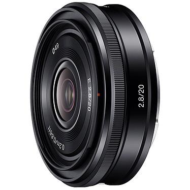 Sony SEL20F28 Objectif grand-angle 20 mm f/2.8 monture E