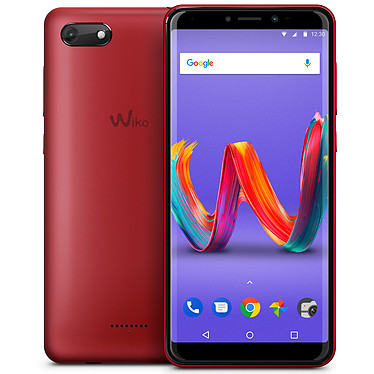 Wiko Harry2 Rouge