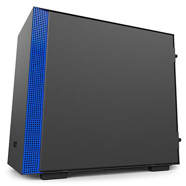 Acheter NZXT H200i (noir/bleu)