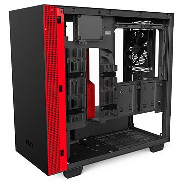 Avis NZXT H400i (noir/rouge)