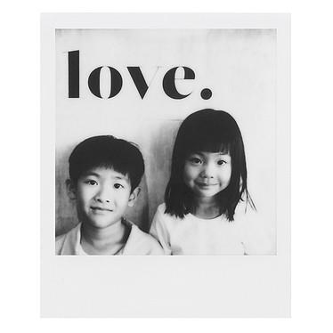 Polaroid B&W i-Type Film pas cher