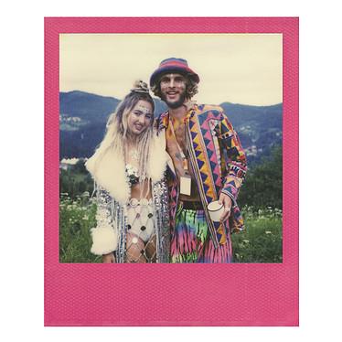 Acheter Polaroid Color 600 Film (cadres colorés)