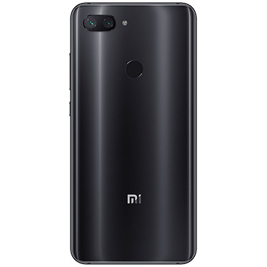 Xiaomi Mi 8 Lite Noir (4 Go / 64 Go) pas cher