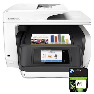 HP Officejet Pro 8720 + Cartouche 953XL Noir - L0S70AE