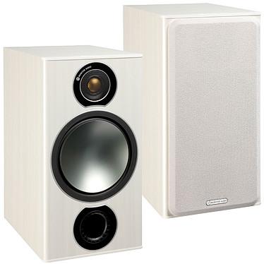 Monitor Audio Bronze 2 Blanc Enceinte bibliothèque 100W (par paire)