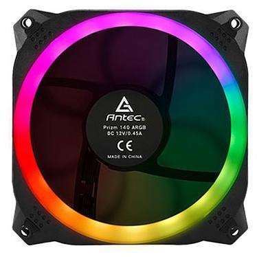 Avis Antec Prizm 140 ARGB 2+C