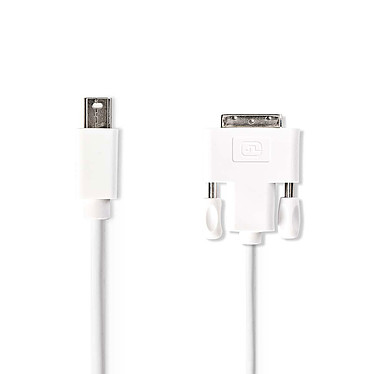 Avis Nedis Cordon mini DisplayPort Mâle vers DVI-D