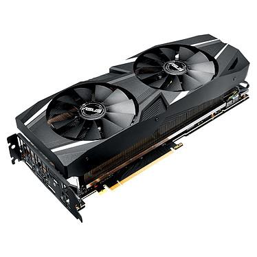 ASUS GeForce RTX 2080 DUAL-RTX2080-8G 8 Go GDDR6 - HDMI/Tri DisplayPort/USB Type-C - PCI Express (NVIDIA GeForce RTX 2080)