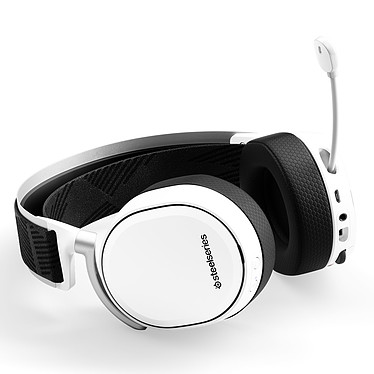 Avis SteelSeries Arctis Pro Wireless Blanc