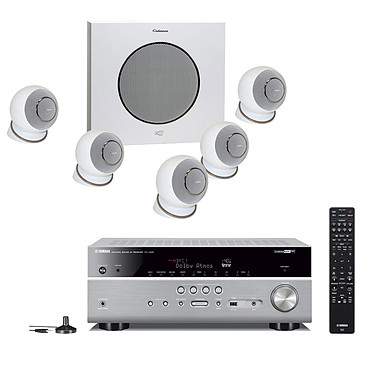 DTS-HD High Resolution Audio Yamaha