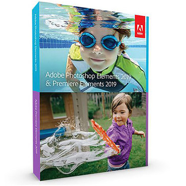 Adobe Photoshop Elements 2019 et  Premiere Elements 2019