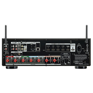 Avis Denon AVR-X1500H Noir + Cabasse pack Eole 3 5.1 WS Noir