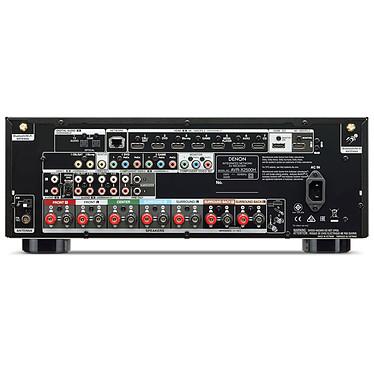 Avis Denon AVR-X2500H Noir + Cabasse pack Eole 3 5.1 WS Noir