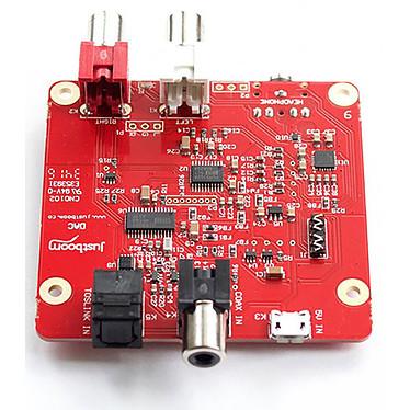 JustBoom DAC DAC autonome haute résolution stereo numérique-analogique