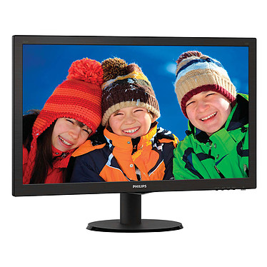 "Avis Philips 23.6"" LED - 243V5LHAB"