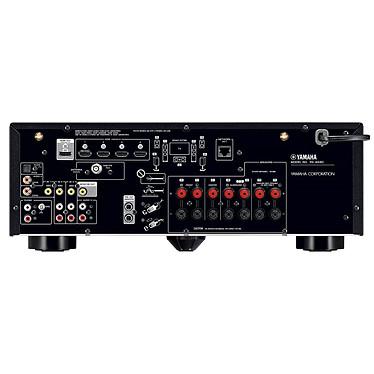 Avis Yamaha MusicCast RX-A680 Noir + B&W MT-60 Noir