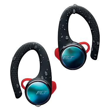 Plantronics BackBeat FIT 3100 Noir Écouteurs intra-auriculaires sport sans fil Bluetooth 5.0 avec commandes et micro - IP57