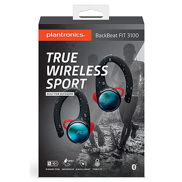 Avis Plantronics BackBeat FIT 3100 Noir
