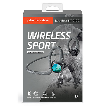 Avis Plantronics BackBeat FIT 2100 Gris