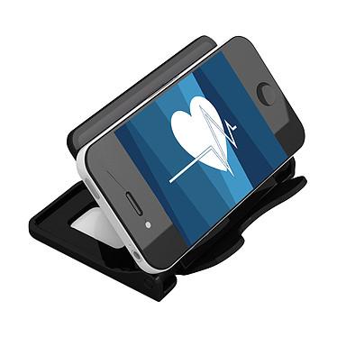 Acheter deflecto Porte smartphone pliable noir