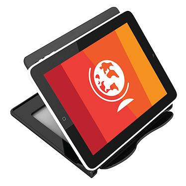 Acheter deflecto Porte-tablette piliable noir