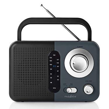Nedis RDFM1300 Noir/Gris