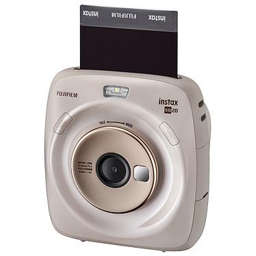 Avis Fujifilm instax Square SQ20 Beige