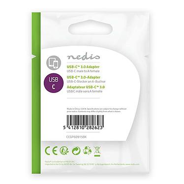 Acheter Nedis Adaptateur USB-C Mâle / USB-A Femelle
