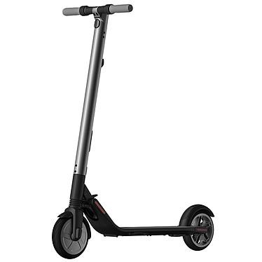 Segway Ninebot KickScooter ES2 Trottinette électrique pliable IP54 - 25 km/h - Autonomie 25 km - Phare LED avant et arrière - Poids maximal 100 kg - Lumière ambiante