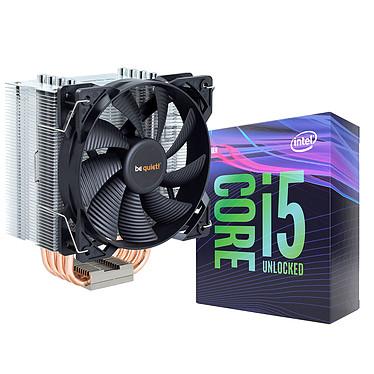 Intel Core i5-9600K + be quiet! Pure Rock