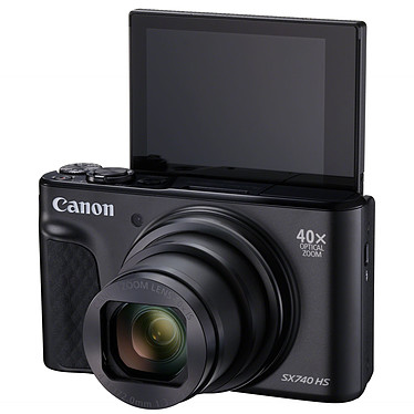 Opiniones sobre Canon PowerShot SX740 HS Negro + Funda + Gorillapod