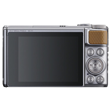 Canon PowerShot SX740 HS Argent + Etui + Gorillapod pas cher