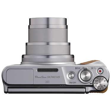 Acheter Canon PowerShot SX740 HS Argent + Etui + Gorillapod