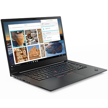 "Lenovo ThinkPad X1 Extreme (20MF000SFR) Intel Core i5-8300H 16 Go SSD 512 Go 15.6"" LED Full HD NVIDIA GeForce GTX 1050 Ti 4 Go Wi-Fi AC/Bluetooth Webcam Windows 10 Professionnel 64 bits"