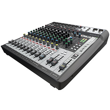 Avis Soundcraft Signature 12 MTK